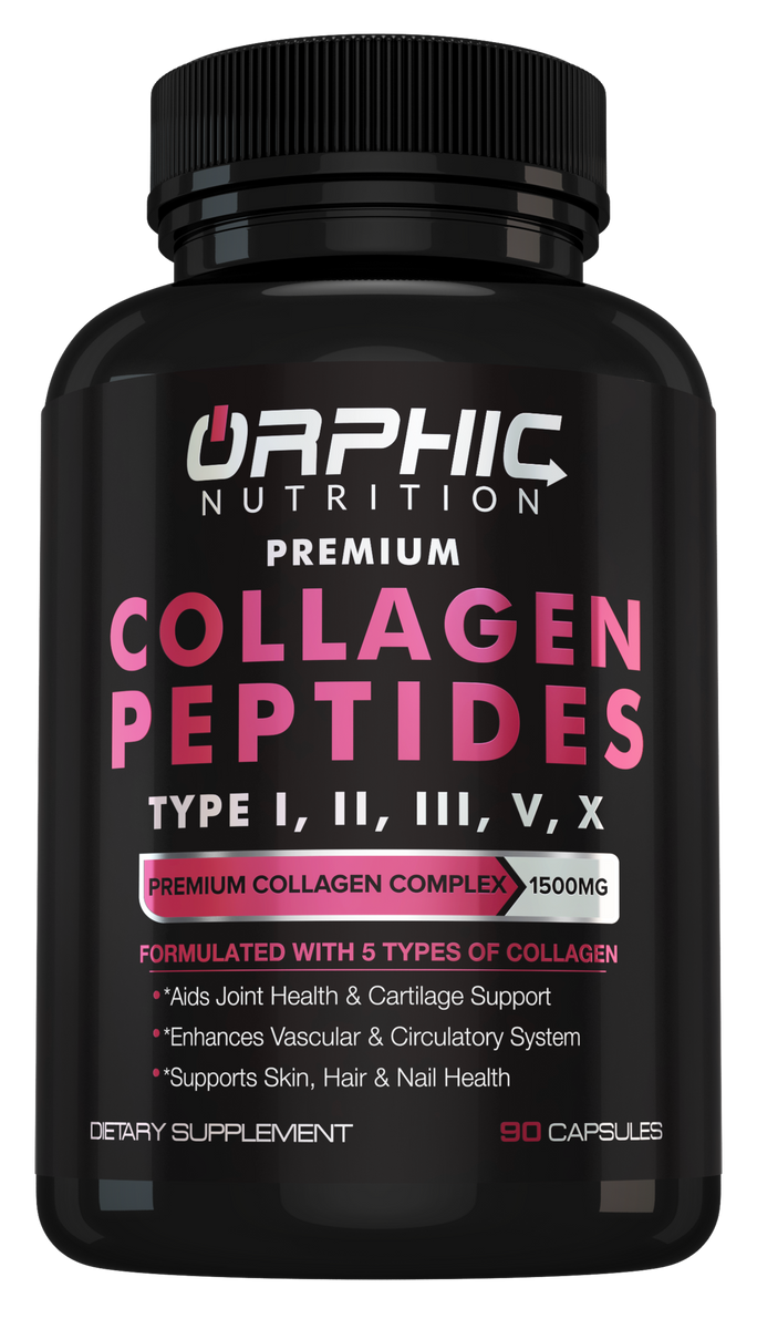 collagen with peptides health benefits