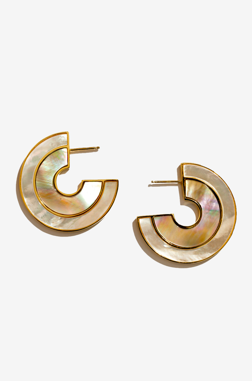 Thea Hoop Earrings