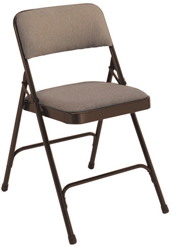 2200 Series Fabric Upholstered Premium Folding Chair