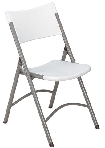 600 Series Blow Molded Folding Chair