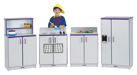 Jonti Craft Rainbow Accents Play Kitchen
