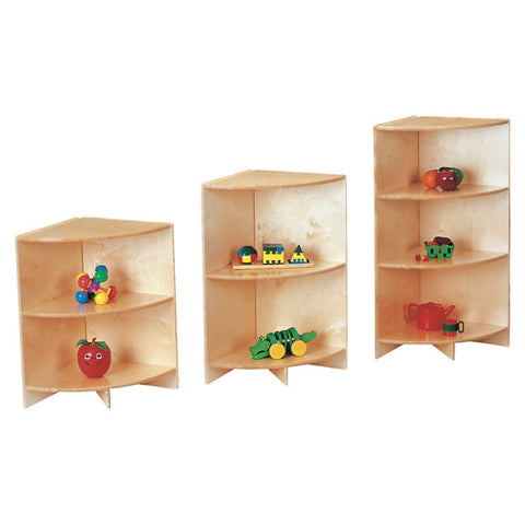 Jonti Craft Outside Corner Storage