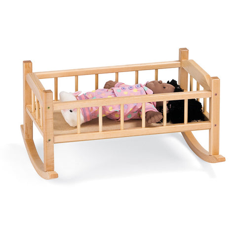 Jonti Craft Traditional Doll Cradle