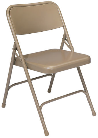 200 Series - Premium All Steel Folding Chair