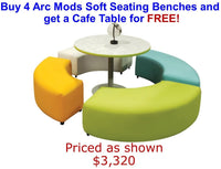 Soft Seating Promotion for lounge arc mods