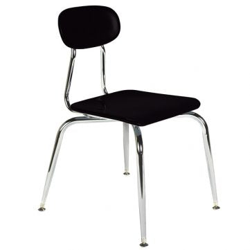 Hard Plastic Seating Series Conventional School Chair