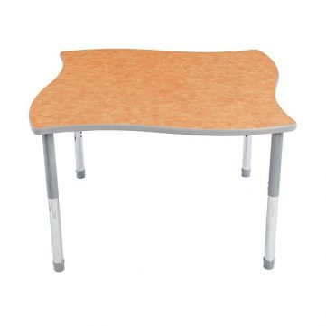 Harmony Series  Collaborative Tables - Melody Shape