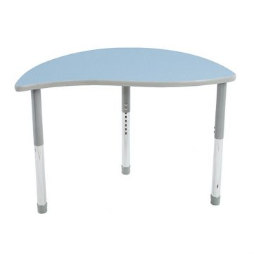 Harmony Series  Collaborative Tables - Rhythm Shape with Educational Edge