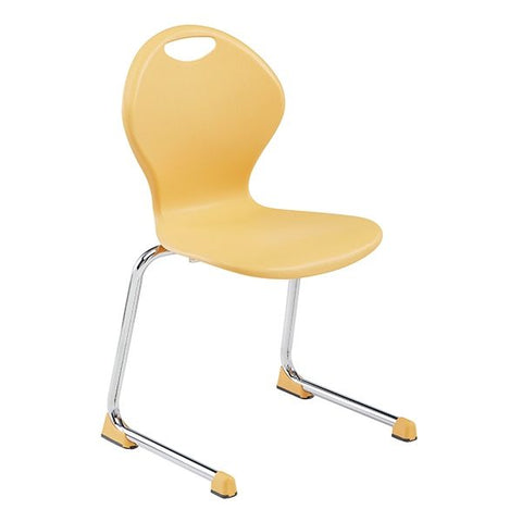 Inspiration Seating Series Ergonomic School Chair - Cantilever
