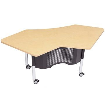 Petal Teacher Series Lazer Desk