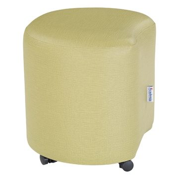 Mod Series Soft Seating Stools - Semi-Round