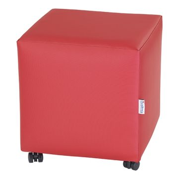 Mod Series Soft Seating Stools - Square
