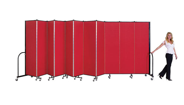 "Portable Room Dividers - 6'8""H"