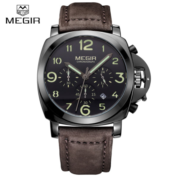 Julien MEGIR Chronograph Watch