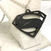 Superman Hero logo Necklace