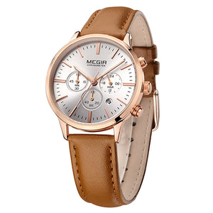 Julien MEGIR Sport Ladies Quartz