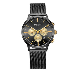 Julien MEGIR  Women Quartz
