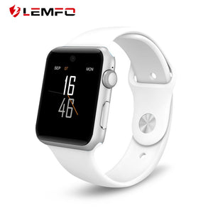 LEMFO Bluetooth LF07 SmartWatch - Compatible for Iphone and Android