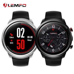 Julien LEMFO LEF2 Android 5.1 Smart Watch Phone