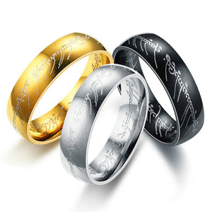 The Lord Of the Rings Male Ring