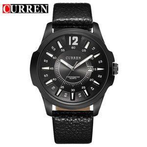 Julien CURREN FASHION LUXURY BRAND MALE CLOCK HOURS WATCHES