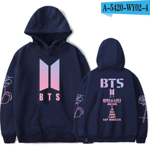 BTS LOVE YOURSELF Women Hoodies Sweatshirts
