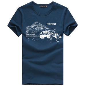 Pioneer Camp summer short t shirts