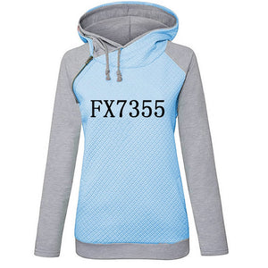 New Fashion Print Sweatshirt Femmes Hoodies Kawaii Women Loose Pullovers