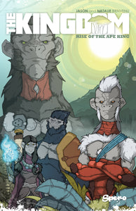 The Kingdom Vol. 1 - Rise of the Ape King - Digital Graphic Novel