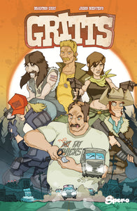 GRITTS - Vol. 1 Digital Graphic Novel
