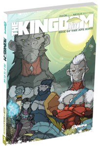 The Kingdom Vol. 1 - Rise of the Ape King