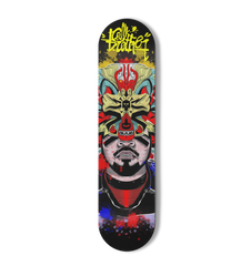 brotherconk maskuline no 1 skateboard deck - brotherconk_thexface