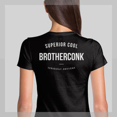 anolo  dark  bck Ladies' T-shirt - brotherconk_thexface