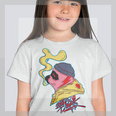 bear pop Youth Short Sleeve T-Shirt - brotherconk_thexface