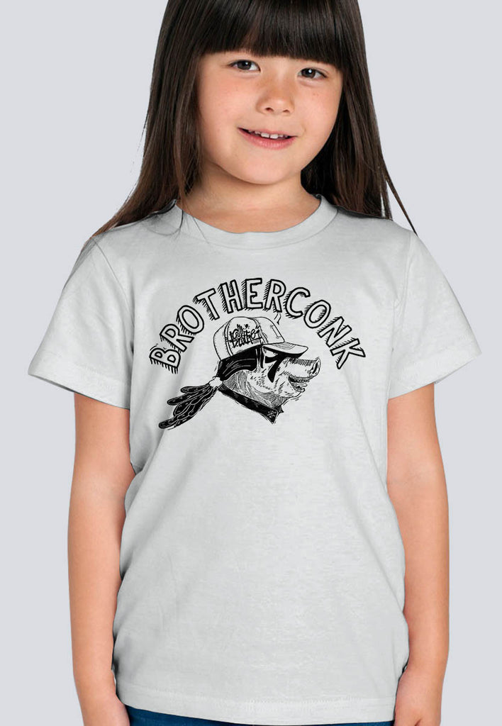def the piggy Youth Short  Sleeve T-Shirt - brotherconk_thexface