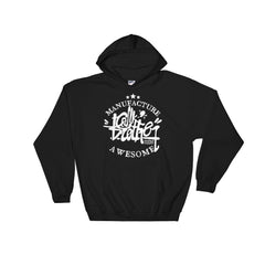LBS Hooded Sweatshirt - brotherconk_thexface