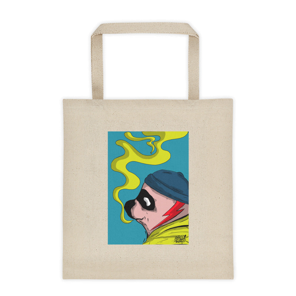 bear popart Tote bag - brotherconk_thexface