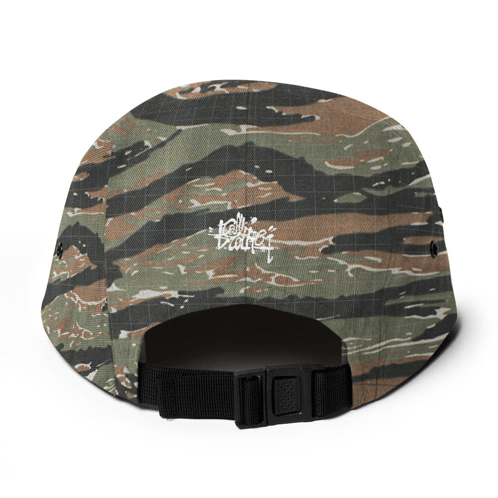 supercool Five Panel Cap - brotherconk_thexface