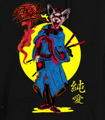 samurai sphinx Hooded Sweatshirt - brotherconk_thexface