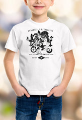 seriously  Youth Short Sleeve T-Shirt - brotherconk_thexface