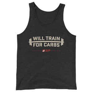 Will Train For Carbs Tank