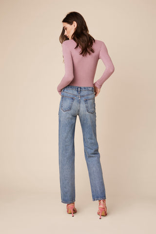 AUBREY DENIM JEANS | MEDUIM WASH