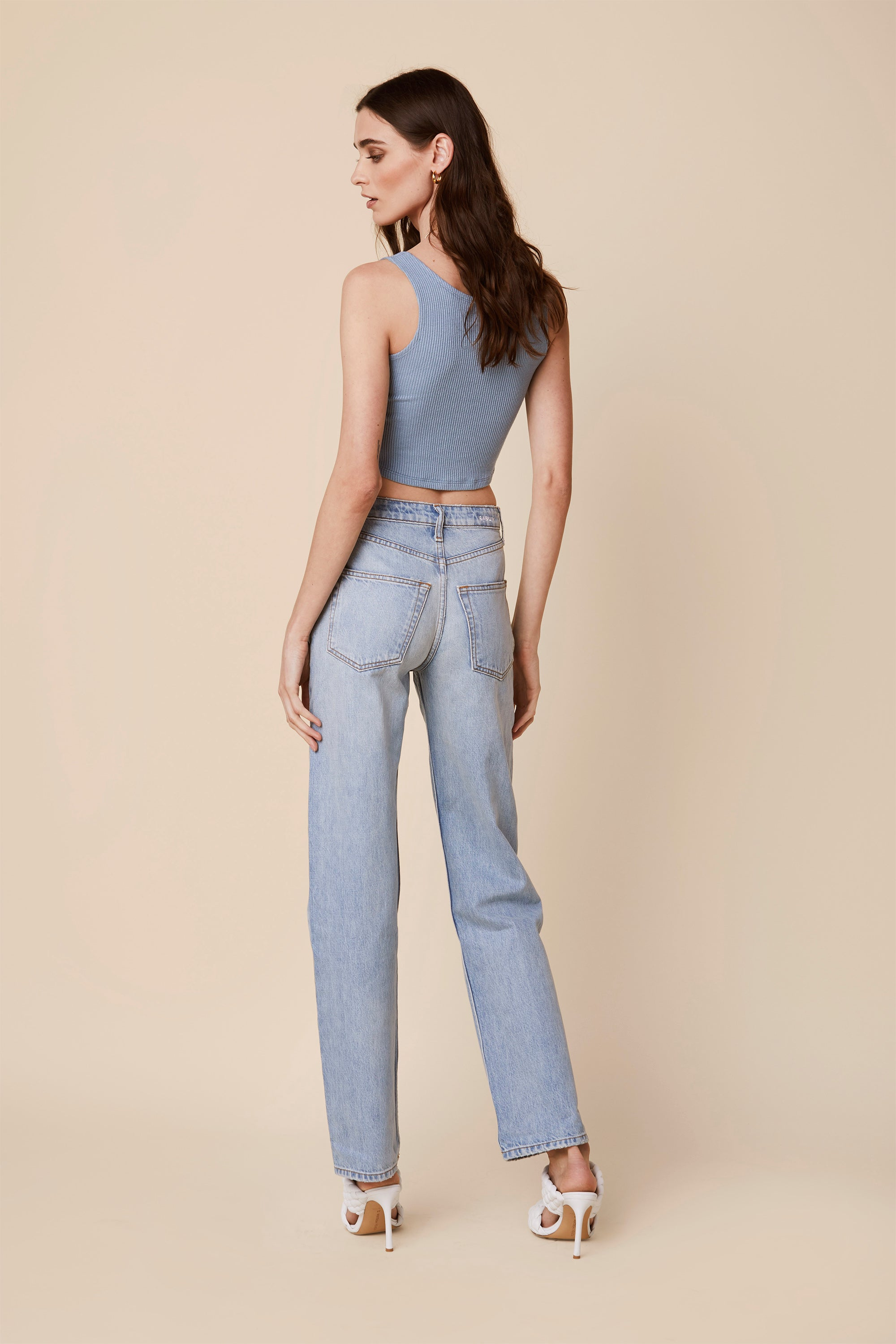 SAMMY DENIM JEANS | INDIGO