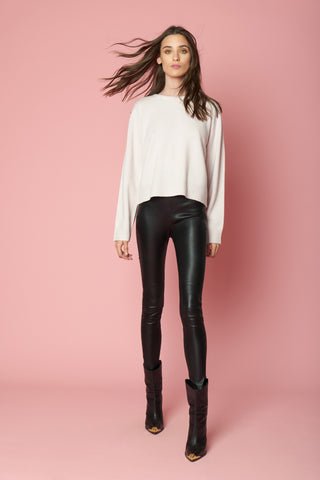 AMY CASHMERE PULL OVER | LUNA