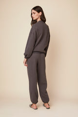 MASON  SWEATPANT | STONE - Final Sale - Final Sale