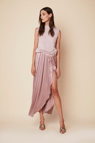 AIDEN SLEEVELESS CASHMERE | LILAC
