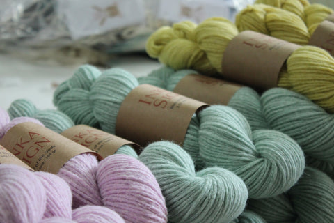 Stockist sierra yarn store wholesale