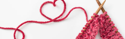 Sierra Yarns love yarn knitting
