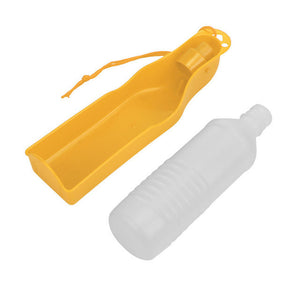 Portable Drinking Bottle - Furry Buddy