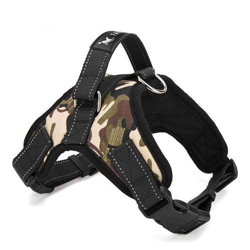 Large Dog Harness Padded - Furry Buddy